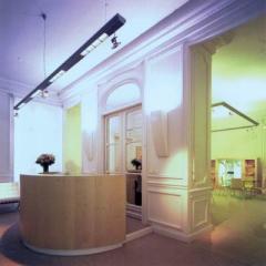 showroom, gaëlle le boulc'h, designer, architecte, intérieur, décorateur