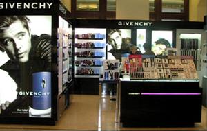 stand, parfumerie, gaëlle le boulc'h, designer, architecte, intérieur, décorateur