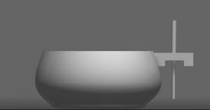 bol, céramique, gaëlle le boulc'h, designer, architecte, intérieur, décorateur, art, table