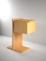 bois, meuble, gaëlle le boulc'h, designer, architecte, intérieur, décorateur, mobilier, paris