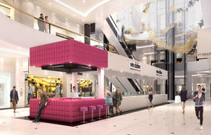 Atrium, gaëlle le boulc'h, designer, architecte, intérieur, décorateur